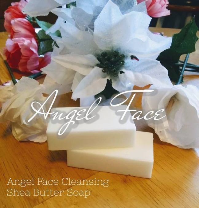 soap angel face